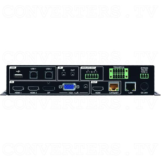 HDMI/DP/VGA over HDBaseT 2.0 4K UHD+ Transmitter (PD) - ID#15584 Back View.jpg