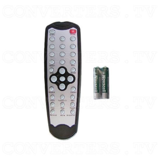 Travel TV - Remote Control