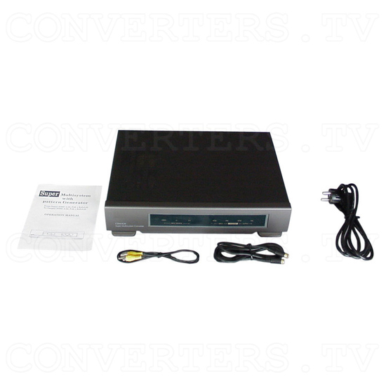 NTSC to PAL (PAL to NTSC) Converter (CDM-820) - Full Kit
