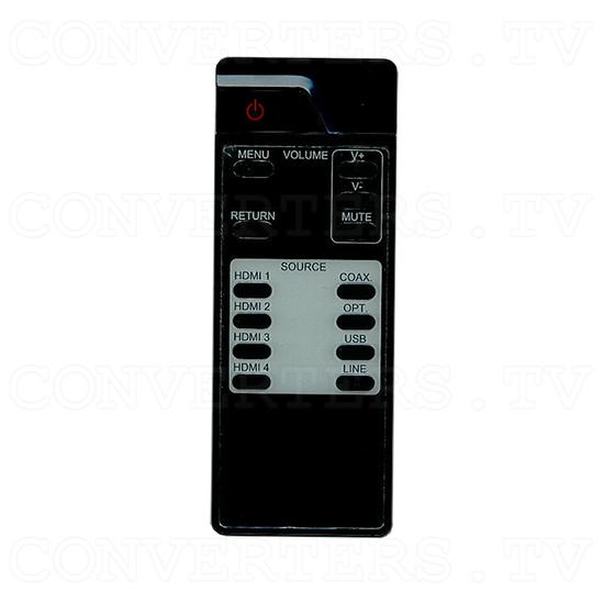 UHD Audio Center - Remote Control