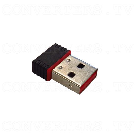 USB Wifi Dongle - Angle View