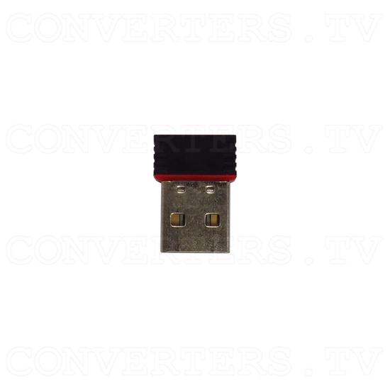USB Wifi Dongle - Angle Top View