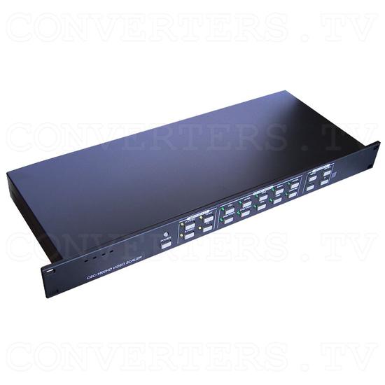 Professional Video Scaler CSC - 1600HDAR - Full View