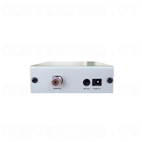 Panache mini DVB-T STB - Back View