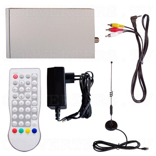 Panache mini DVB-T STB - Full Kit