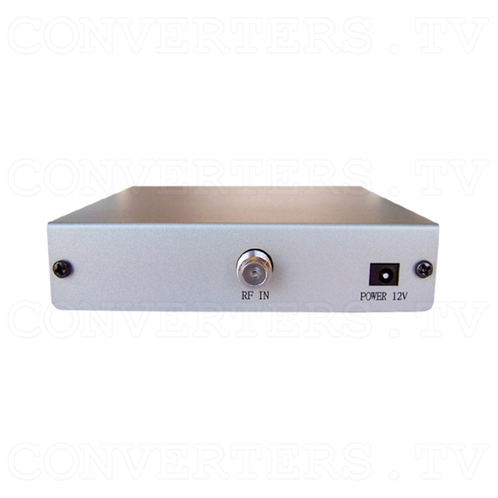 TV - PC Dual-Use DVB-T STB - Left View