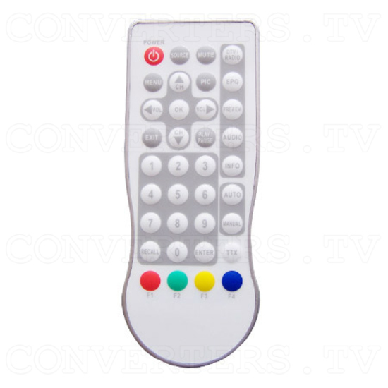 TV - PC Dual-Use DVB-T STB - Remote Control