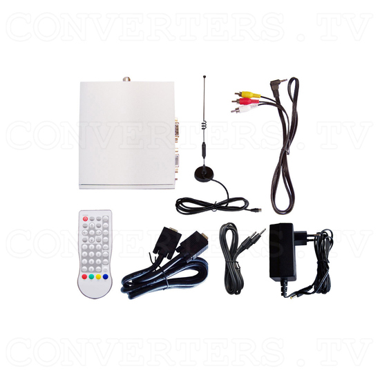 TV - PC Dual-Use DVB-T STB - Full Kit